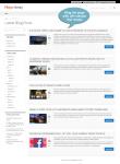 Blogs list mode page