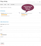 Seller ratings page