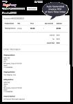 Auto generated Invoice pdf