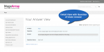 Answer view page