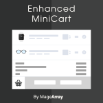 Magento 2 Enhanced Mini cart