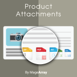 Magento 2 Product Attachments Extension by MageArray