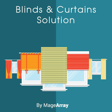 Blinds & Curtains Solution
