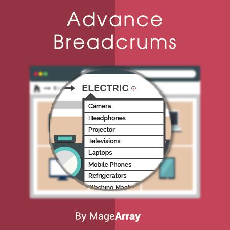 Advance Breadcrumbs