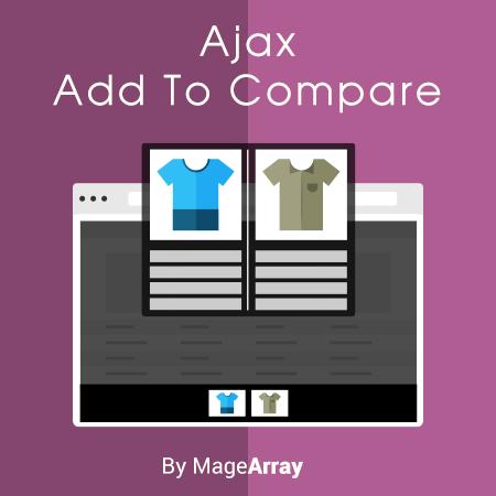 Ajax Add To Compare