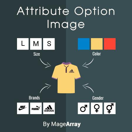 Attribute Option Image