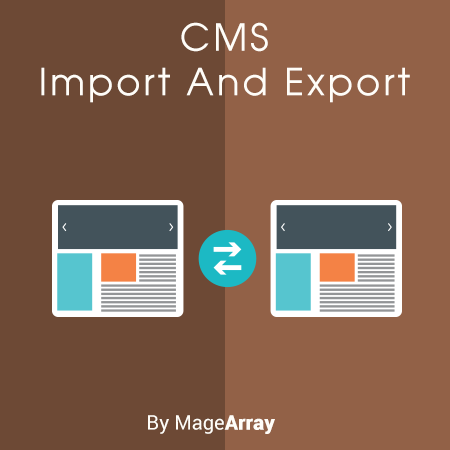 CMS Import & Export