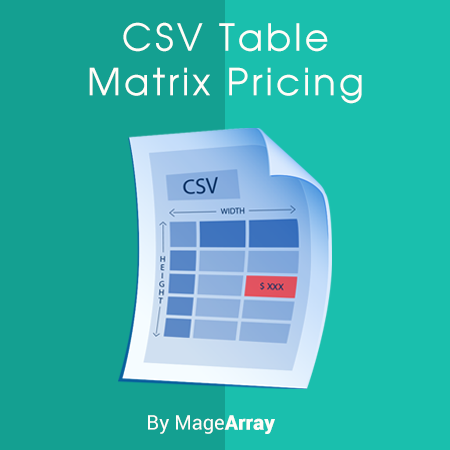 Magento 2 CSV Pricing Extension