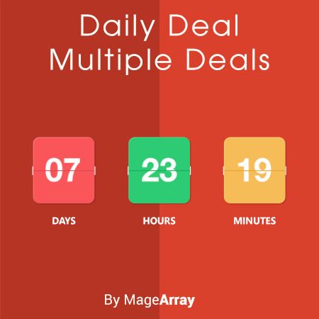 Daily Deal / Multiple Deals