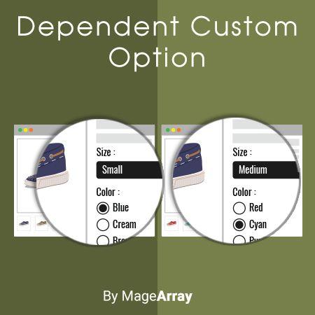 Dependent Custom Options