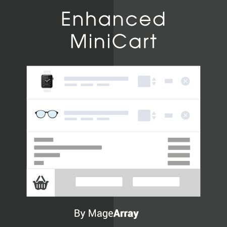Enhanced Mini Cart