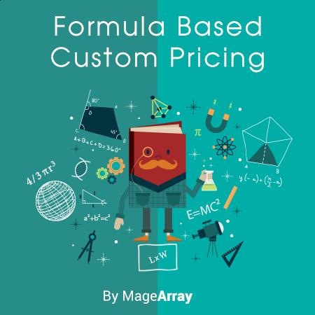 Formula Based Custom Pricing