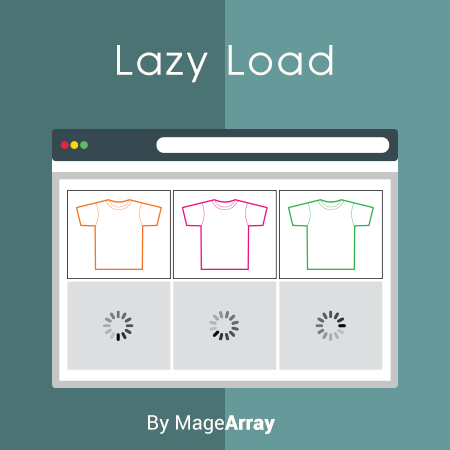 LazyLoad Extension By MageArray