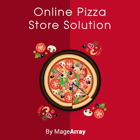 Online Pizza Store Solution