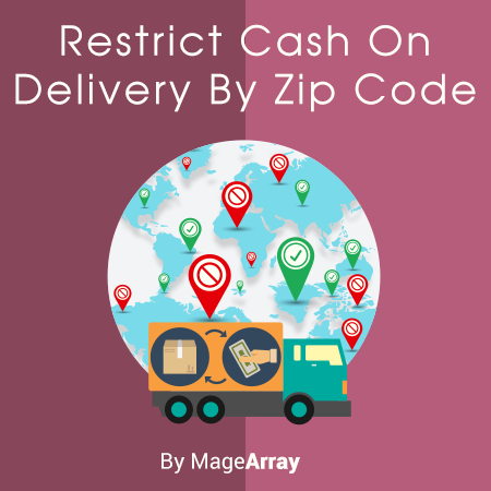 Restrict Cash On Delivery by Zip Code