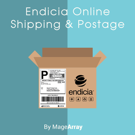 Endicia Shipping & Postage (USPS)