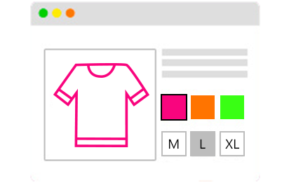 Magento 2 Custom Option Image Extension